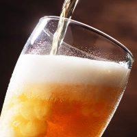 Bier-Flasche-Gasthaus