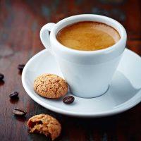 Espresso-Schwarzeradler