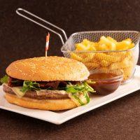 Schwarzeradler-Burger