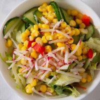 kleiner-Salat-Restaurant-Niederösterreich